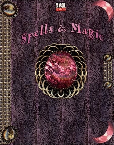 9780971439252: Spells & Magic (Dungeons & Dragons d20 3.0 Fantasy Roleplaying, BAS1004)