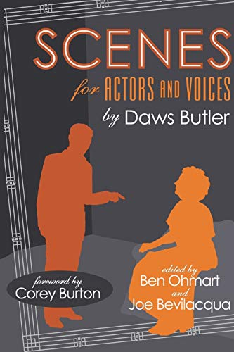 9780971457065: Scenes for Actors and Voices