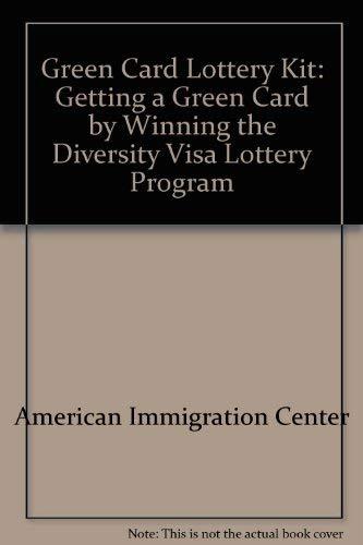 9780971458628: Green Card Lottery Kit