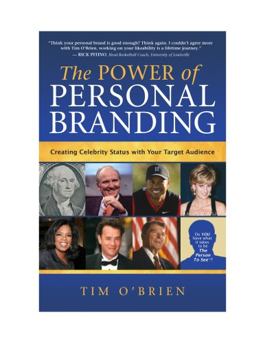 9780971458901: The Power of Personal Branding: Creating Celebrity Status With Your Target Audience