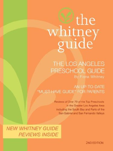 9780971467750: The Whitney Guide- The Los Angeles Preschool Guide 2nd Edition