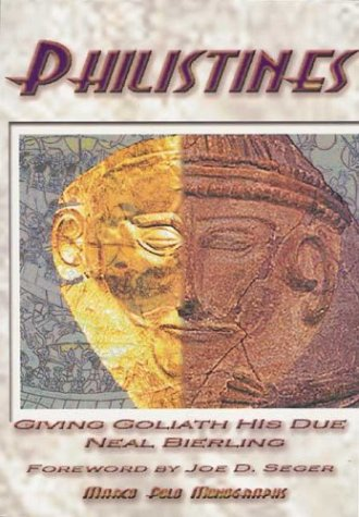 9780971468351: Philistines: Giving Goliath His Due (Marco Polo Monographs, No. 7.)