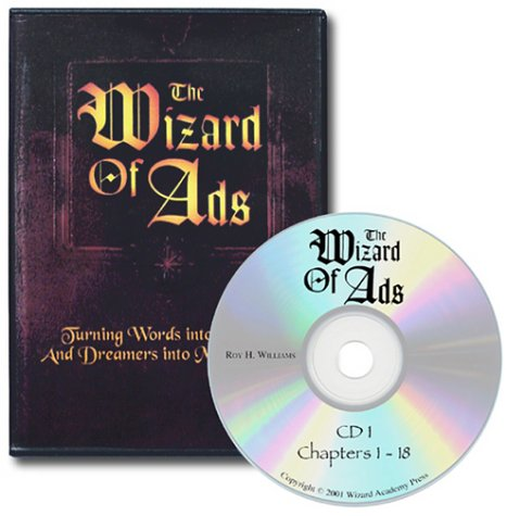9780971476912: The Wizard of Ads on CD
