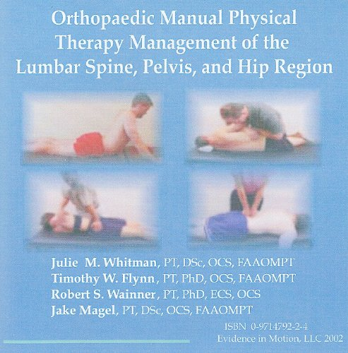 9780971479227: Orthopaedic Manual Physical Therapy Management of the Lumbar Spine, Pelvis, and Hip Region