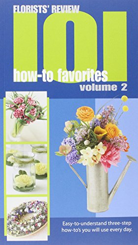 9780971486096: Florists' Review 101 How-To Favorites Volume 2