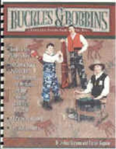 9780971494411: Buckles & Bobbins: A Beginning Sewing Book for Boys