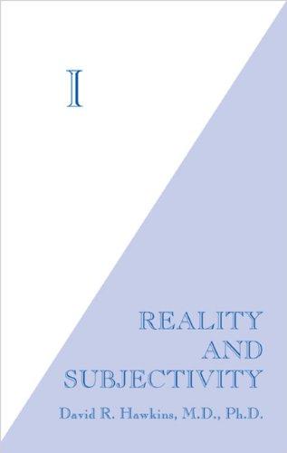 9780971500709: I: Reality and Subjectivity