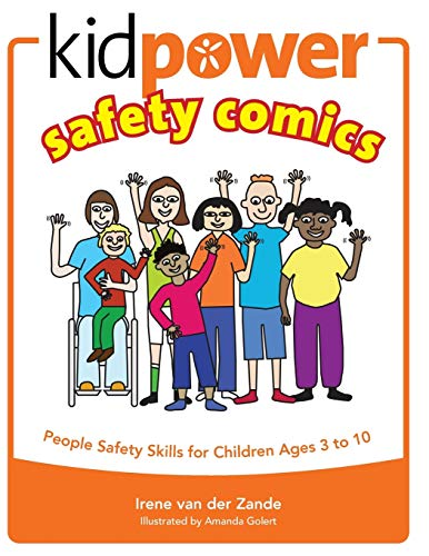 9780971517806: Kidpower Safety Comics: People Safety Skills for Children Ages 3 to 10