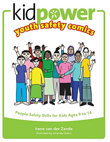 9780971517813: Kidpower Youth Safety Comics: People Safety Skills For Kids Ages 9-14 (Kidpower Safety Comics)