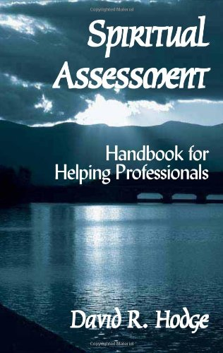 9780971531802: Spiritual Assessment: Handbook for Helping Professionals