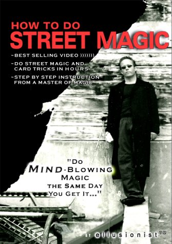 9780971533509: How To Do Street Magic [VHS]