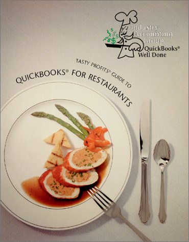 9780971536807: Tasty Profits: Guide to QuickBooks for Restaurants