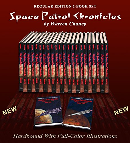 9780971552357: The Space Patrol Chronicles: Mission's of Daring Volume 1