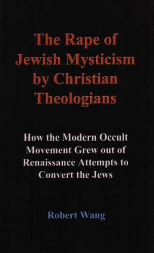 9780971559103: The Rape of Jewish Mysticism by Christian Theologians