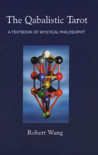 9780971559134: The Qabalistic Tarot: A Textbook of Mystical Philosophy