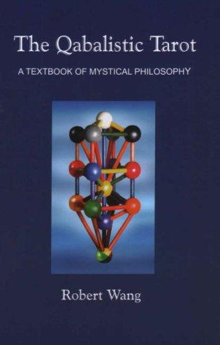 9780971559134: The Qabalistic Tarot: A Textbook of Mystical Philosophy