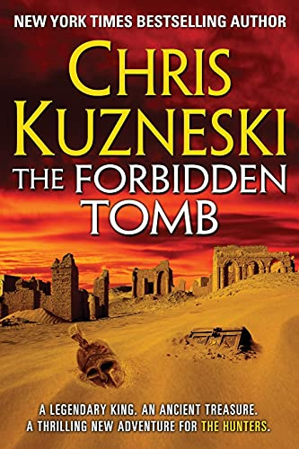 9780971574328: The Forbidden Tomb (The Hunters Book 2)