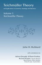 9780971576629: Teichmuller Theory And Applications To Geometry, Topology, And Dynamics