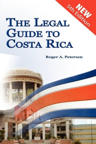 9780971581548: The Legal Guide to Costa Rica