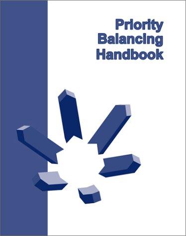 9780971590724: Priority Balancing Handbook