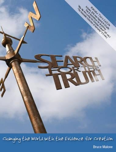 9780971591103: Search for the Truth: Changing the World with the Evidence for Creation