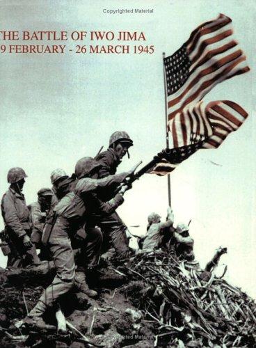 9780971592827: The Battle of Iwo Jima
