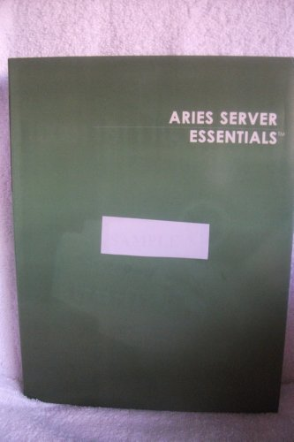 9780971609679: Aries Server Essentials