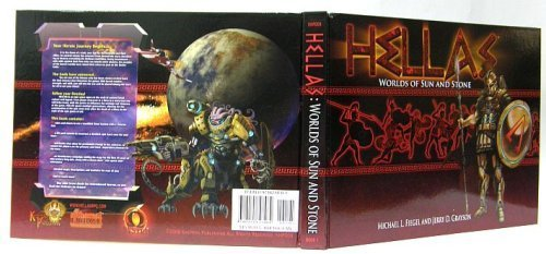 9780971623484: Hellas: Worlds of Sun and Stone