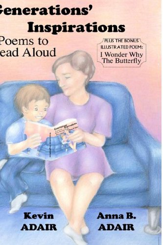 9780971625112: Generations' Inspirations: Poems to Read Aloud