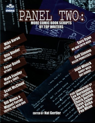 9780971633810: Panel Two: More Comic Book Scripts By Top Writers (Panel One Scripts by Top Comics Writers Tp (New Prtg))