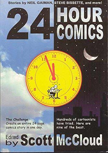 24 Hour Comics: Scott McCloud, Alexander