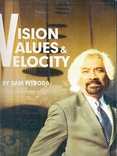 9780971636705: Vision Values And Velocity