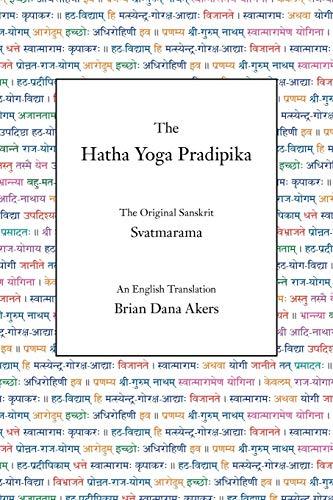 9780971646612: The Hatha Yoga Pradipika