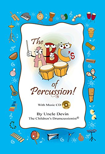 9780971647398: The ABC's of Percussion!
