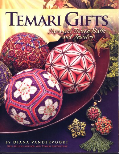 9780971658714: Temari Gifts: Japanese Thread Balls and Jewelry