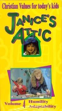 9780971711143: Janice's Attic #4: Humility & Adaptability