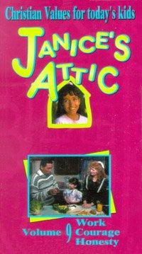 9780971711198: Janice's Attic #9: Work, Courage, & Honesty