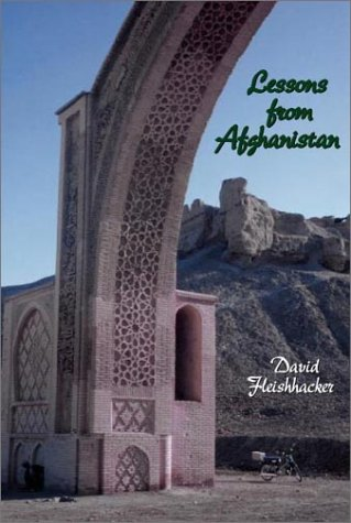 9780971717602: Lessons from Afghanistan