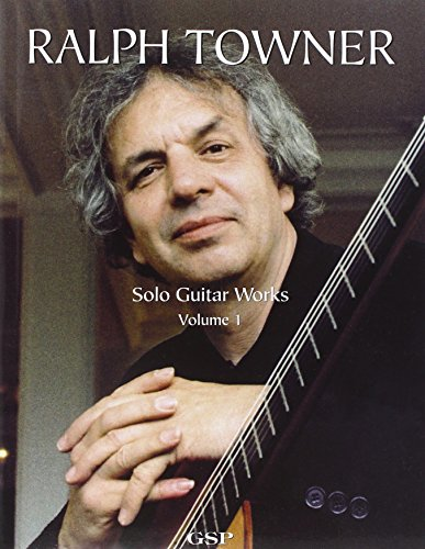 9780971727809: Guitar Works, Vol.1: Ralph Towner