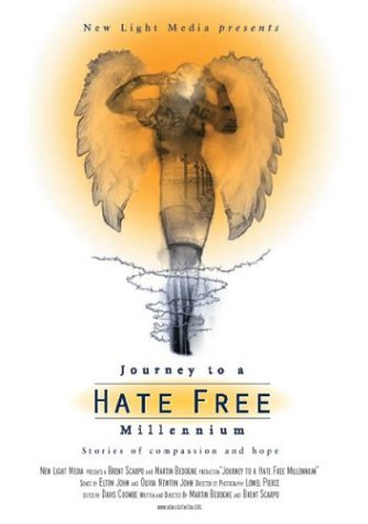 9780971730823: Journey to a Hate Free Millenium - Stories of Compassion and Hope
