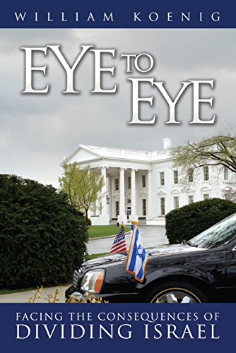 9780971734708: Eye to Eye: Facing the Consequences of Dividing Israel