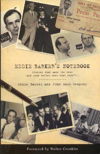 Eddie Barker's Notebook: Eddie Barker; John