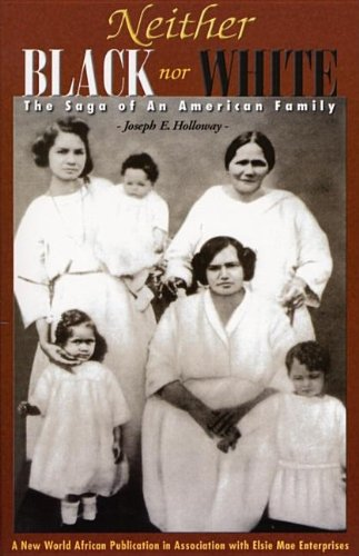9780971769243: Neither Black nor White: The saga of an American family