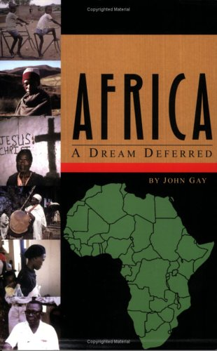 9780971769281: Africa: A Dream Deferred
