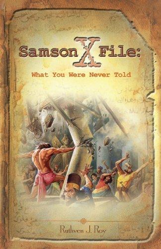 9780971785328: The Samson Xfile