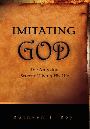 Imitating God: Ruthven J. Roy