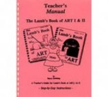 9780971787452: Lambs Book of Art Teacher Manual