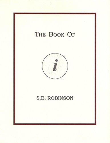 9780971805125: The Book of i