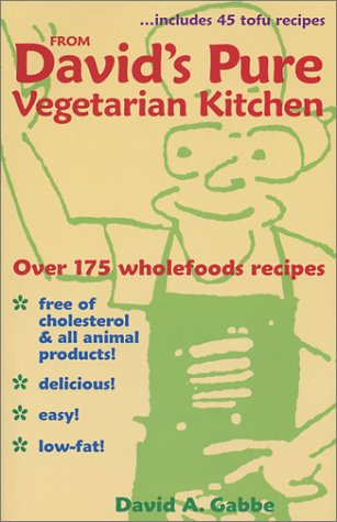 9780971805200: David's Pure Vegetarian Kitchen