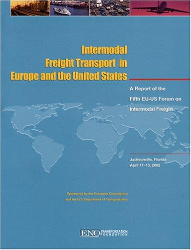 9780971817562: Intermodal Freight Transport in Europe and the United States
